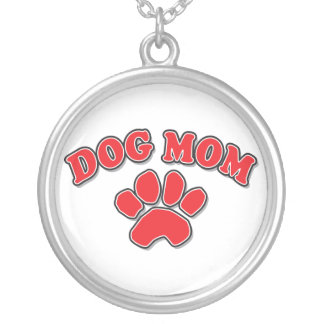 Dog Mom/Mother's Day Pendant