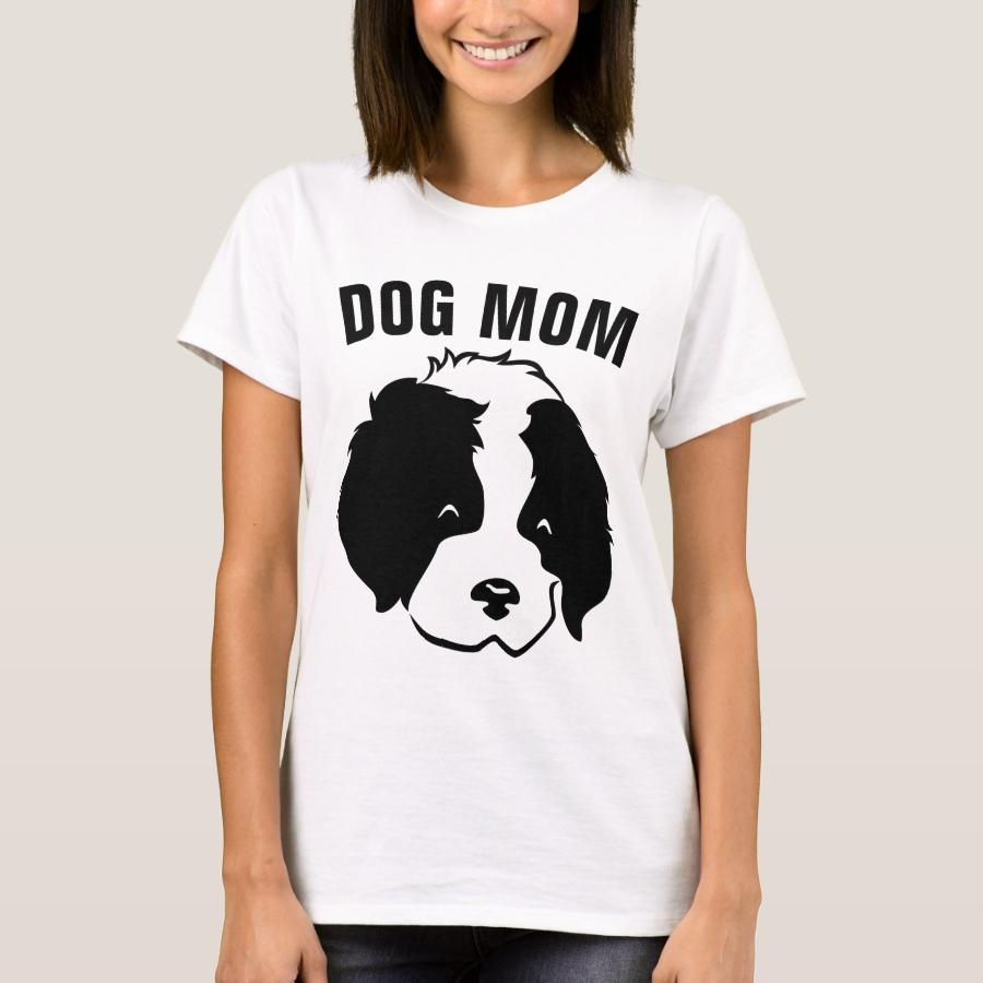 DOG MOM T-shirts - Best Selling Long-Sleeve Street Fashion Shirt Designs