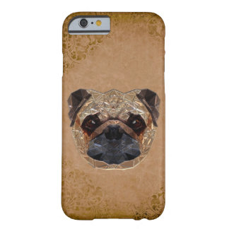 Dog Mosaic Barely There iPhone 6 Case