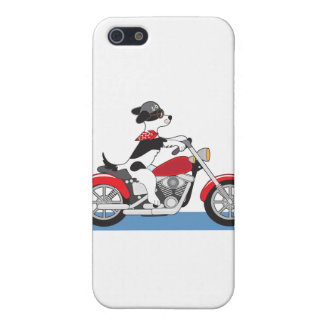Dog Motorcycle iPhone SE/5/5s Cover