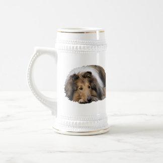 Dog Mug Beer Stein