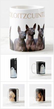 Dog Mugs, Bottles and Flasks