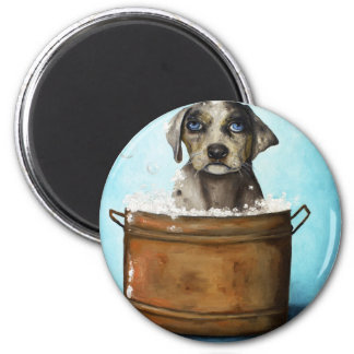Dog n Suds Magnet