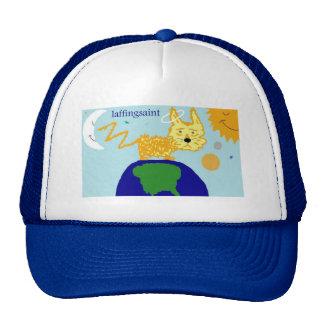 DOG n UNIVERSE KOZMIC KARMA LAFFINGSAINT Hat