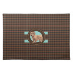 Dog Norfolk terrier Cloth Placemat