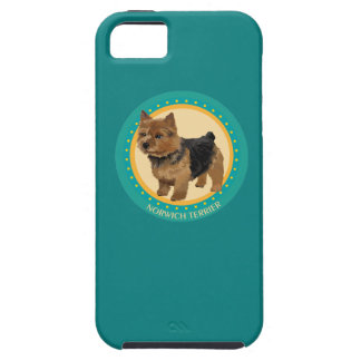Dog norwich terrier iPhone 5 cases