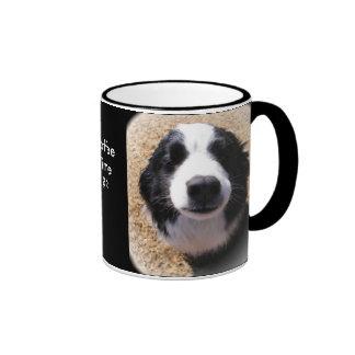 Dog Nose Photo Mug