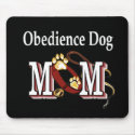 Dog Obedience Mom Gifts mousepad