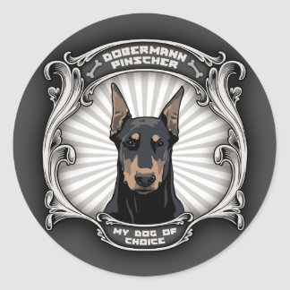 Dog of Choice Sticker