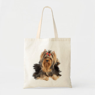 Dog of show class tote bag