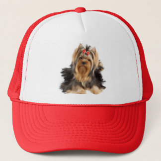 Dog of show class trucker hat