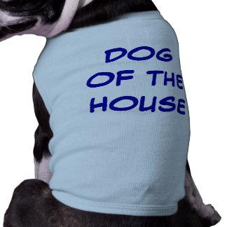 DOG OF THE HOUSE DOGGIE TEE SHIRT