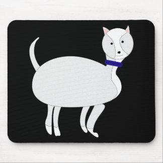 Dog on a Mousepad