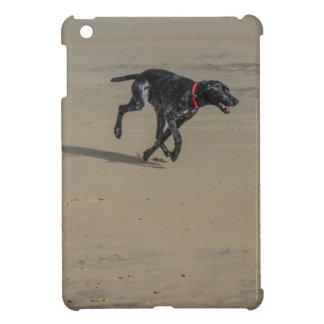 Dog On The Beach iPad Mini Case