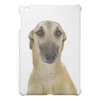 Dog on White 41 iPad Mini Cover