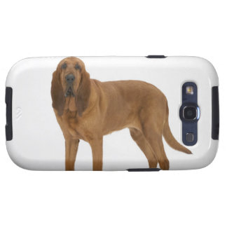 Dog on White 97 Galaxy S3 Cover
