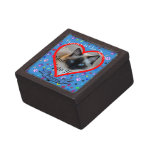 """Dog or Cat """"Forever in Our Hearts"""" Memorial Jewelry Box"""