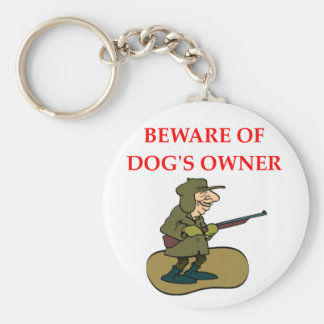DOG owner Key Chains
