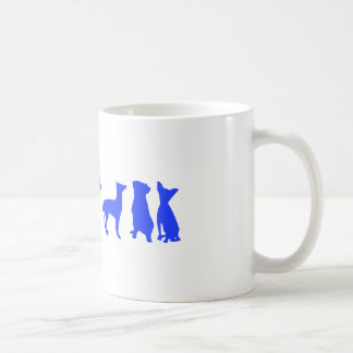 Dog Pack Coffee Mug