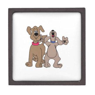 Dog Pals Premium Keepsake Box