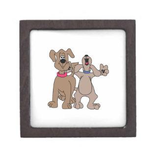 Dog Pals Premium Trinket Boxes