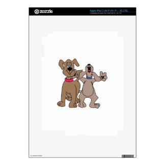 Dog Pals Skins For iPad 3