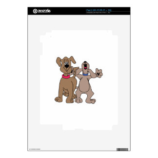 Dog Pals Skin For The iPad 2