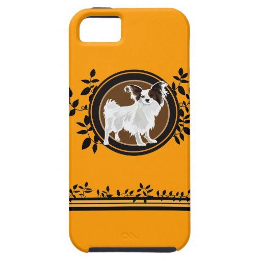 Dog Papillon iPhone 5 Covers