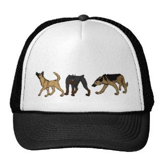 Dog Parade Trucker Hat