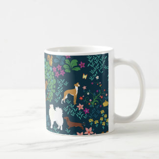Dog Park by Breed Collection - Mug