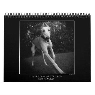 Dog park calendar 3