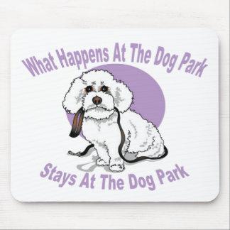 Dog Park Mouse Pad