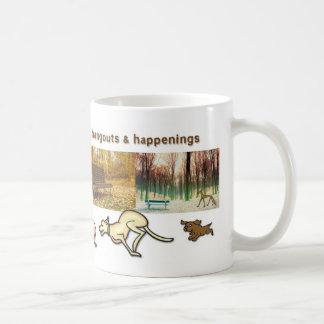Dog Park Tips Coffee Mug
