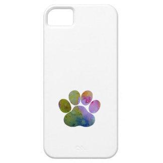 Dog Paw Print iPhone SE/5/5s Case