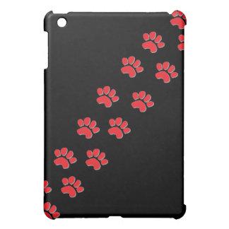 Dog Paws Prints iPad Mini Cases
