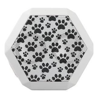 Dog Paws White Bluetooth Speaker