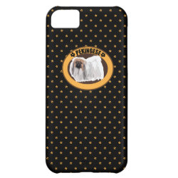 Case-Mate Barely There iPhone 5C Case with Pekingese Phone Cases design