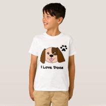 Dog Person Children's Shirt