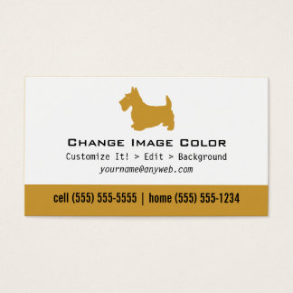 Dog - Personal Business Card