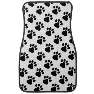 Dog & Pet Lovers Paw Print Car or Truck Floor Mats Car Mat