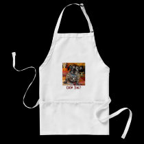 Dog Picture aprons