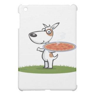 Dog Pizza Case For The iPad Mini