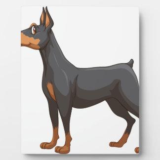 Dog Display Plaques