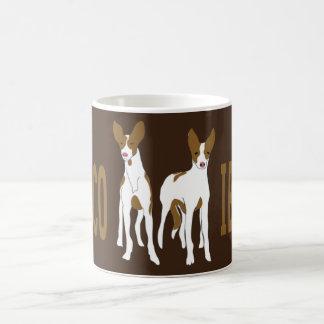 dog-Podenco Ibicenco Classic White Coffee Mug