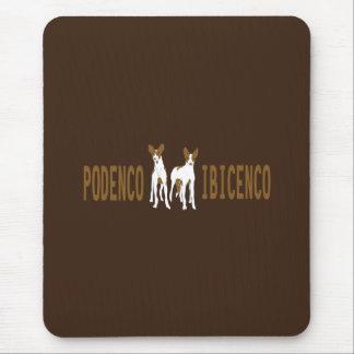 dog-Podenco Ibicenco Mouse Pad