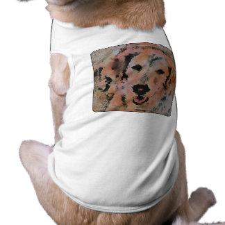 DOG PORTRAIT SANDY T-Shirt
