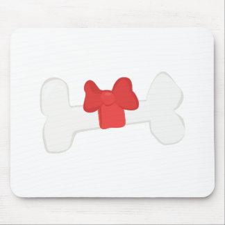 Dog Present Mouse Pad