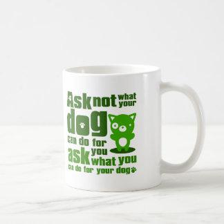 Dog_Print Coffee Mug
