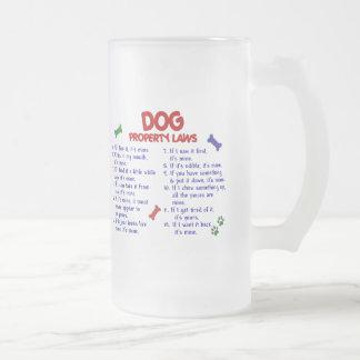 DOG Property Laws 2 Coffee Mug