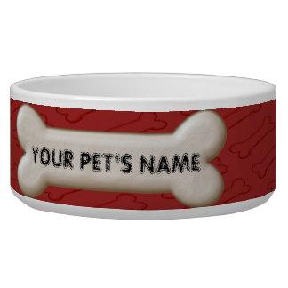 Dog Puppy Food Bowl or Water Dish Pet Food Bowl